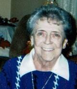 Gertrude Cordeau  1926 - 2017