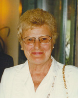 Irène Poulin Coulombe - 1923 – 2017