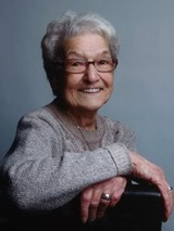 Lucile Thivierge Perron  1934  2017