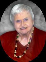 Margaret Sara Terris (Steeves) - 1925 - 2017