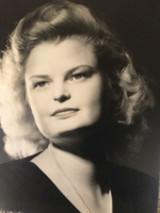 Mary Julia White  1920  2017