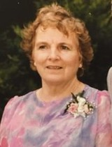 Mary Margaret Morley  April 7 1920  November 23 2017