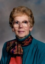 Mildred Ruth Witzel  1930  2017
