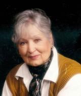 Mme Fernande Pettigrew Nee Jourdain  1929 2017