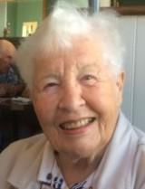 Nancy Irene Chance Complin  1926 - 2017