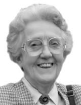 Rachel Mabel Lawson McCartney  1920  2017