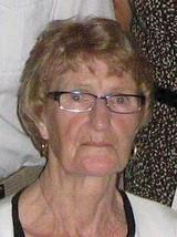 Ruby Margaret Perrin  November 28 2017