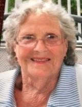 Shirley Joan Saunders Martin  1930  2017