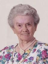 Yvonne Cimon  1922  2017