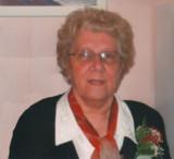 Adrienne Travers  17 juillet 1929 – 27 décembre 2017