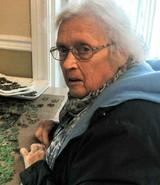 Angele Belanger  19402017  Décédé(e) le 21 décembre 2017 SaintMarcel comté de L'Islet.