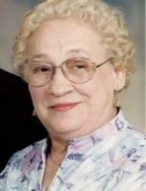 Anna Wereszczynski Repyk  1923  2017