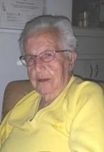 Bertha Margaret Easterman  août 10 1922  décembre 29 2017