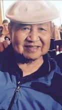 Dante Inocencio Pampo Madarang  July 28 1940  December 25 2017