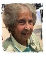Doris Adeline Watterworth nee Johnston  2017