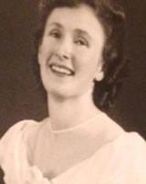 Ethel Margaret Lett nee Ferguson  October 25 1918 – December 18 2017