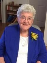 Helen Marion Harris  February 6 1924  December 20 2017