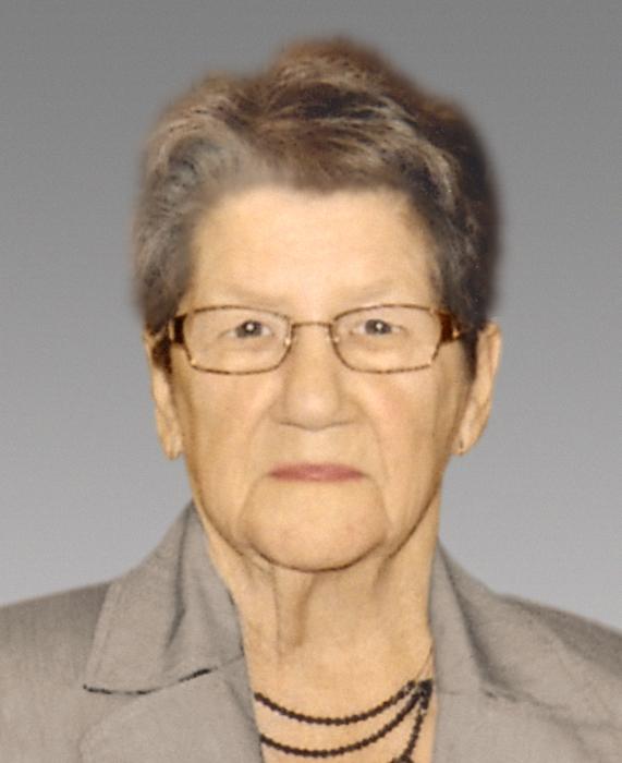 Jacqueline Jean Moreau  19262017  Décédé(e) le 21 décembre 2017 SaintPamphile comté de L'Islet.
