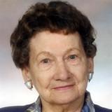 Margaret Elizabeth Faulhafer  December 10 1921  December 28 2017