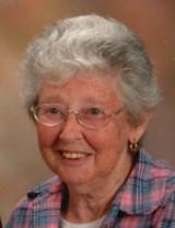 Marguarite Jeanette Jean Clark Hartman  1931  2017
