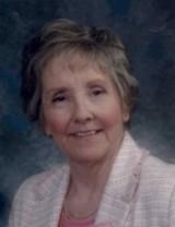 Rev Jean Ann Woon Gantz  1946  2017