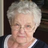 Rose Rempel nee Topnik  July 09 1926  December 27 2017