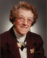 Therese Desjardins  13 mai 1925 – 16 décembre 2017