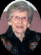 Wilhelmina Anne Hill  1929  2017