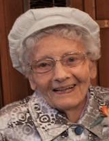 Amy Dorothy Lawson nee Peters  February 20 1923  January 21 2018 avis de deces  NecroCanada