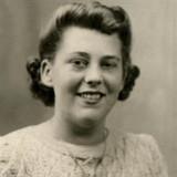 Iris May Murley  May 6 1925  December 25 2017 avis de deces  NecroCanada