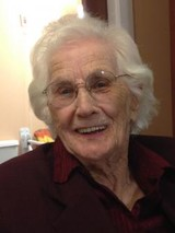 Gladys Beatrice Eveleigh  19182018 avis de deces  NecroCanada