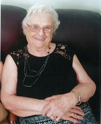Barbara Armbruster Poier  April 24 1924  April 28 2018 (age 94) avis de deces  NecroCanada