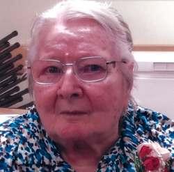Bessie Gach  2018 avis de deces  NecroCanada