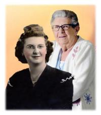 Clara Strom  1928  2018 avis de deces  NecroCanada