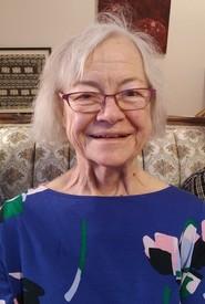 Frances Mary Allen nee Marven  8 août 1934
