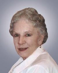 Liliane Allaire  Larose  1928  2018 avis de deces  NecroCanada