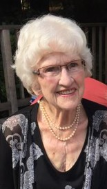 Theresa Humphry Maiden McGuire  of Edmonton