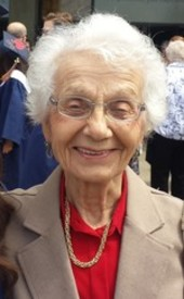 Therese Josephine Megill  1930  2018 avis de deces  NecroCanada