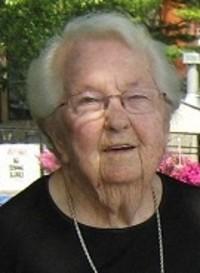 BECKWITH Marjorie  1927  2018 avis de deces  NecroCanada