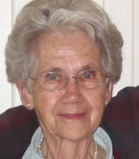 Juliette Sirois Annett  19 février 1927 – 22 mai 2018