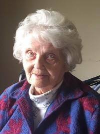 Maria Zagar Gregori  December 8 1921  May 18 2018 (age 96) avis de deces  NecroCanada
