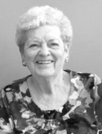 Mary Elizabeth Wilson  2018 avis de deces  NecroCanada