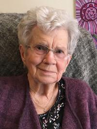 Mme Bertha Menard Richer  2018 avis de deces  NecroCanada