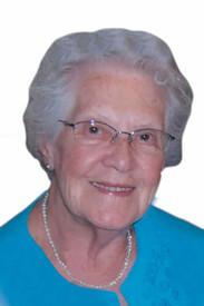 Mme Jeanne d'arc casavant  Date du décès : 13 mai 2018