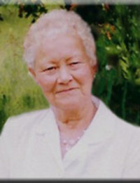 Mona Alberta Knott Smith  1923  2018 avis de deces  NecroCanada