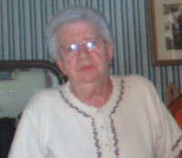Therese Christine Crowley Russell  January 27 1930  May 10 2018 (age 88) avis de deces  NecroCanada