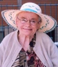 Thompson Margareth  5 Août 1928  19 Mai 2018 avis de deces  NecroCanada