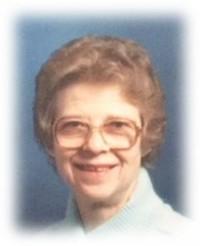 Alma Jeannette Jenny Nett Smithers nee Campbell  19312018 avis de deces  NecroCanada