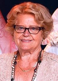 Claire-Annette Giguere  2018 avis de deces  NecroCanada
