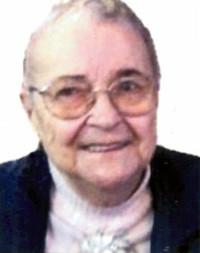 Dorothy Laverne Miller  August 8 1923  June 23 2018 avis de deces  NecroCanada